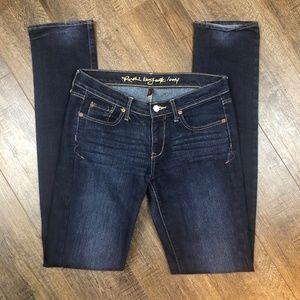 Ruehl New York Dark Wash Jeans Pants Denim W26 L35